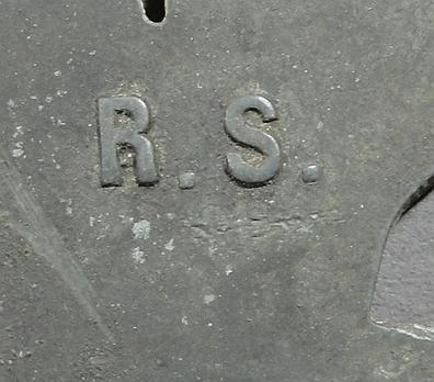 Blockade Runner Badge, by R. Souval Detail