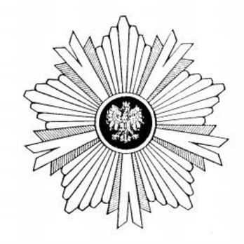 Order of Merit, Grand Cross Breast Star Obverse