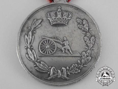 Field Artillery Marksmanship Medal Obverse