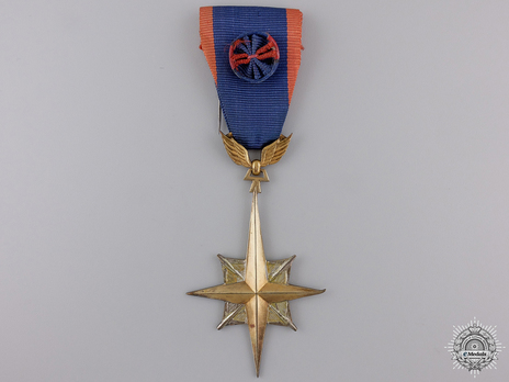 Air Force Distinguished Service Order, I Class Obverse