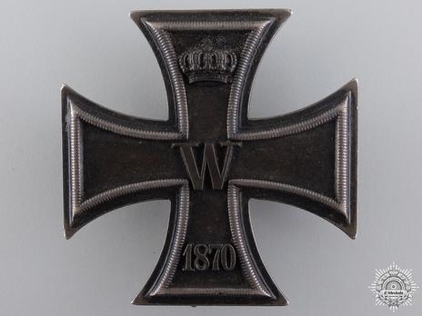 I Class Iron Cross (Wagner) Obverse