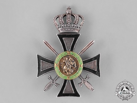 Military Order of St. George, III Class Cross Obverse