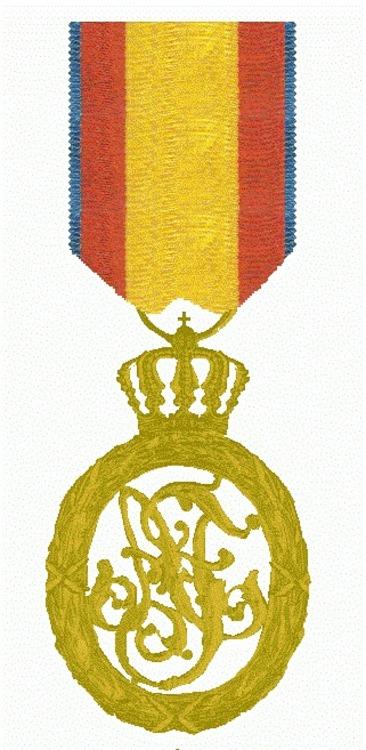 Der orden fur kunst und wissenschaft mecklenburg strelitz 1909 bis 1918