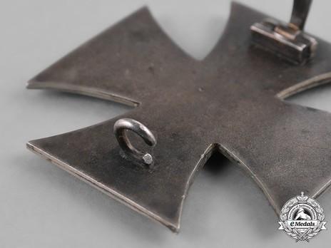 Iron Cross I Class, by Klein & Quenzer (65, Type A) Detail
