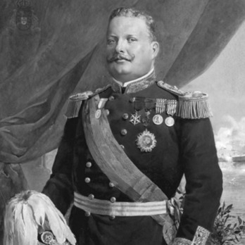 Don Carlos I was the king of Portugal from 1889 until his assisination in 1908.