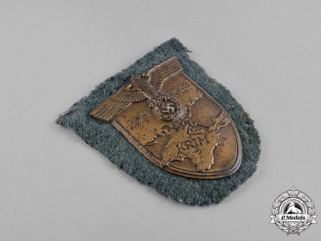 Krim Shield, Heer/Army Obverse
