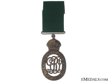 Decoration (with King George V cypher) Obverse