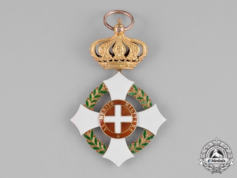 Military Order of Savoy, Type II, Grand Cross Reverse