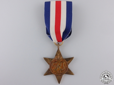 Bronze Star Obverse