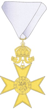 Order for Bravery, III Class Obverse