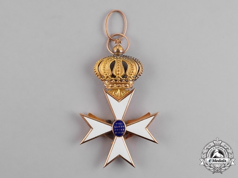 Type II, Civil Division, Grand Cross (for General Merit)