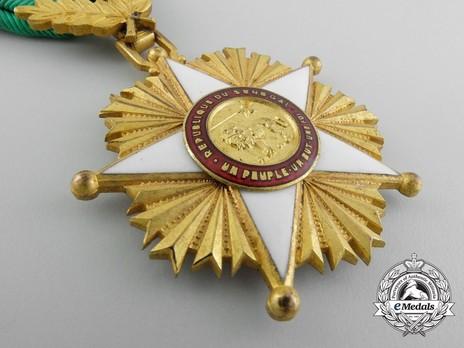 National Order of Merit, Grand Officer Obverse