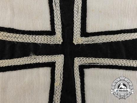 Kriegsmarine Vice Admiral Flag Obverse