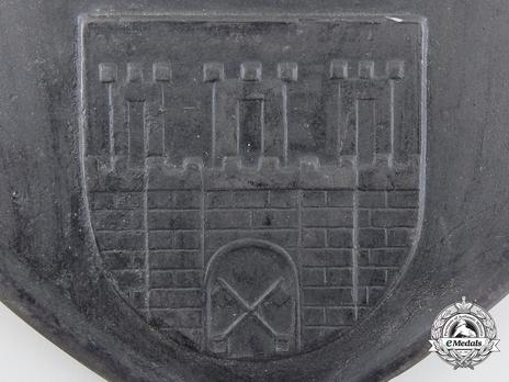 Merit Plaque of Air District II Obverse