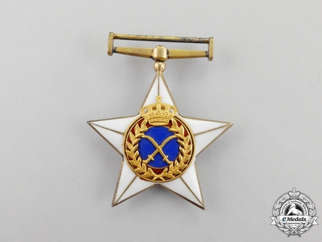 Star (with gold) Obverse