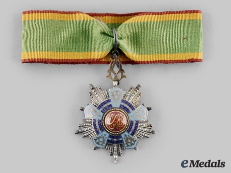 Order of the Republic, Type I, Grand Officer