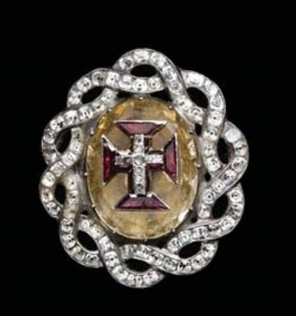 Special Badges (jewelled badge) Obverse