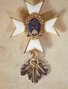 II Class Honour Cross (in gold, with oak leaves)
