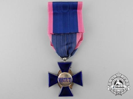 Royal Order of Merit of St. Michael, IV Class Cross Reverse