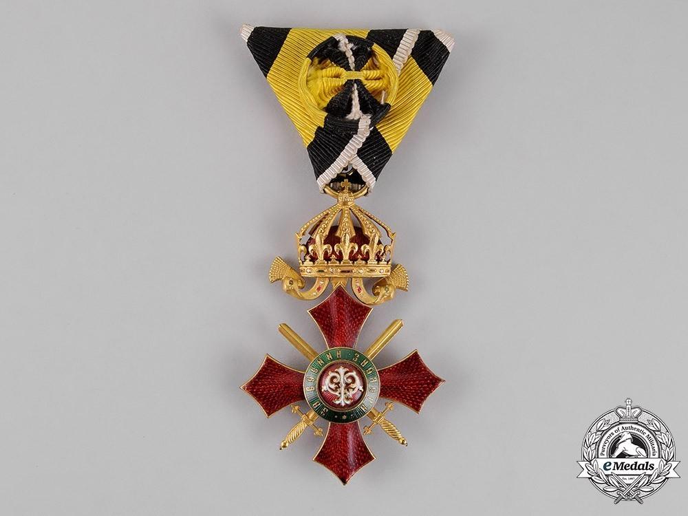 Order+of+military+merit%2c+iv+class+1