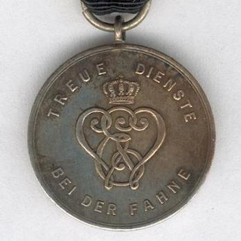 III Class Medal for 9 Years Obverse
