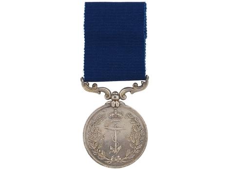 Silver Medal (1831-1847) Obverse
