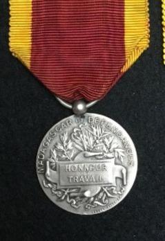 Work Merit Medal, I Class