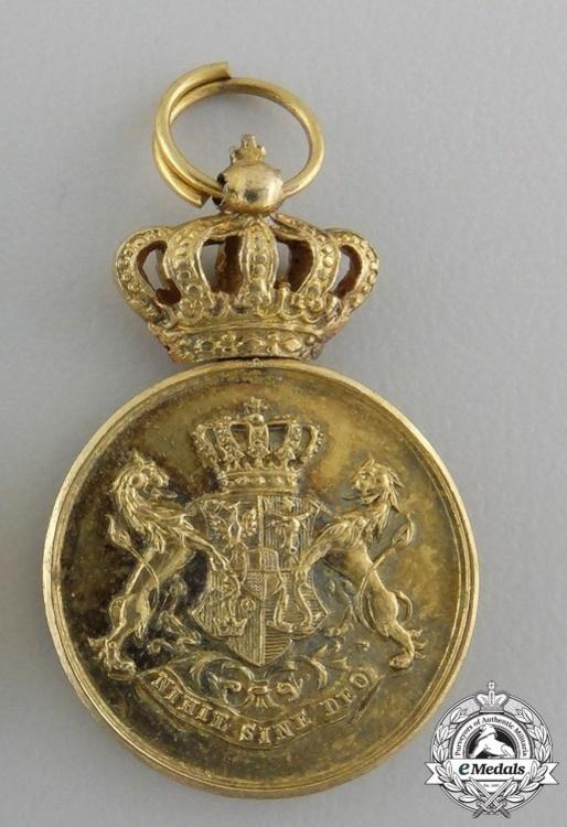Miniature i class medal 1878 1932 obverse