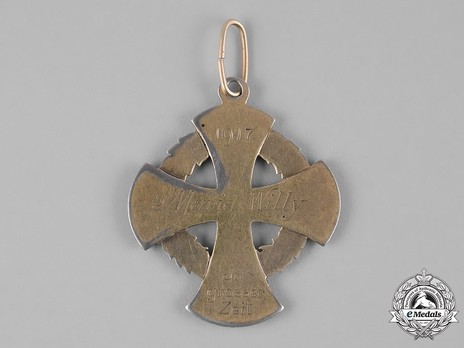 Service Cross for Nurses for 30 Service Year