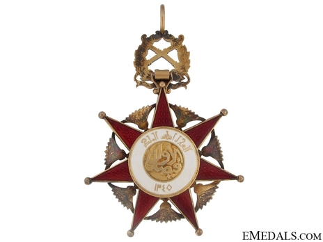 Commander (for military personnel) Reverse