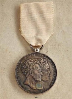 Life Saving Medal, Type I, in Silver