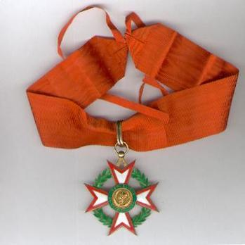 National Order of Côte d'Ivoire, Grand Officer Reverse