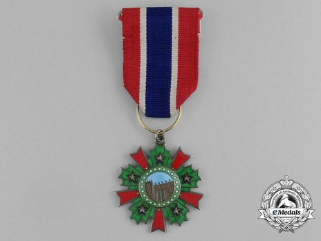 Medal for Victorious Garrison, I Class, II Grade
