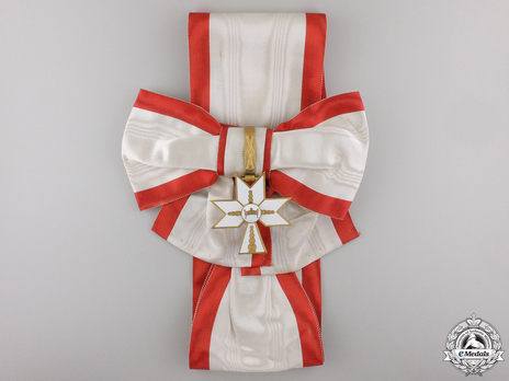 Grand Cross Obverse with Ribbon