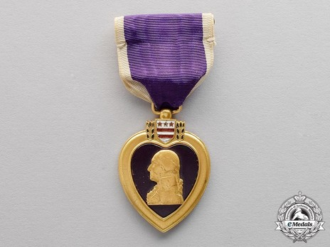Purple Heart (Officially Numbered)