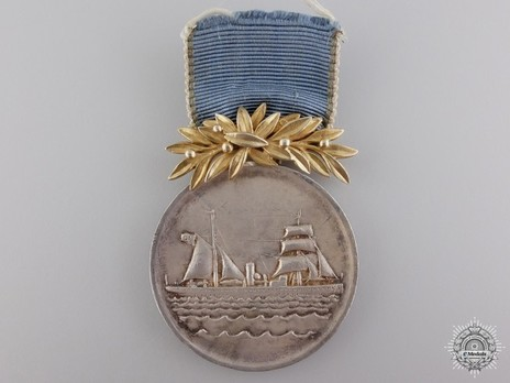 German Atlantic Meteor Expedition Medal, I Class Obverse