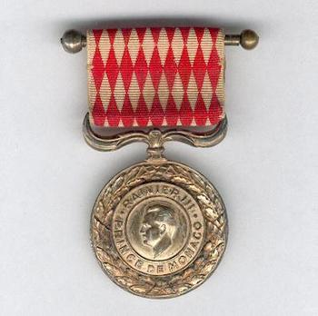 I Class Medal (1925-1952) Obverse