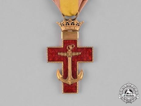 1st Class Cross (red distinction) Obverse