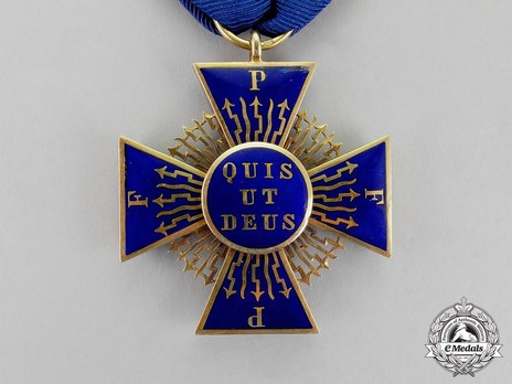 Royal Order of Merit of St. Michael, II Class Knight Cross Obverse