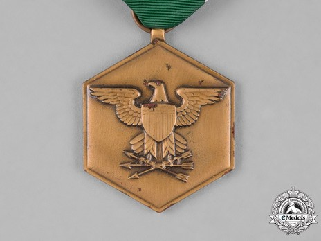 Navy and Marine Corps Commendation Medal Obverse
