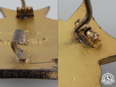 Mackensen Honour Cross, I Class Reverse Detail