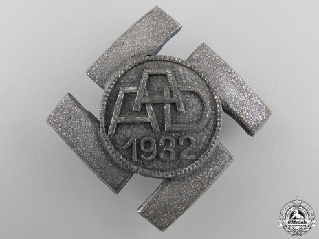 in Silver (1932) Obverse