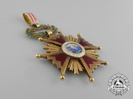 Commander (Gold) Obverse