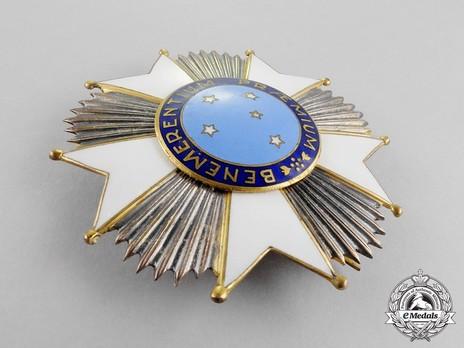 Grand Officer Breast Star Obverse