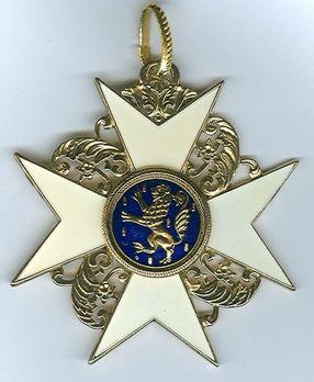 I Class Knight (1858-) Obverse