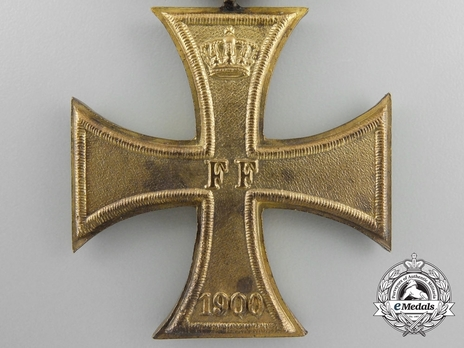 Bronze Cross (1900) Obverse