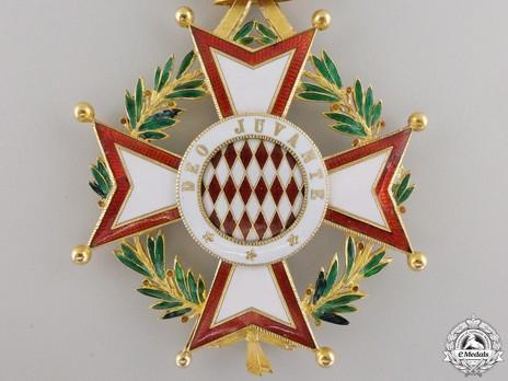 Grand Cross (by Octave Lasne) Reverse