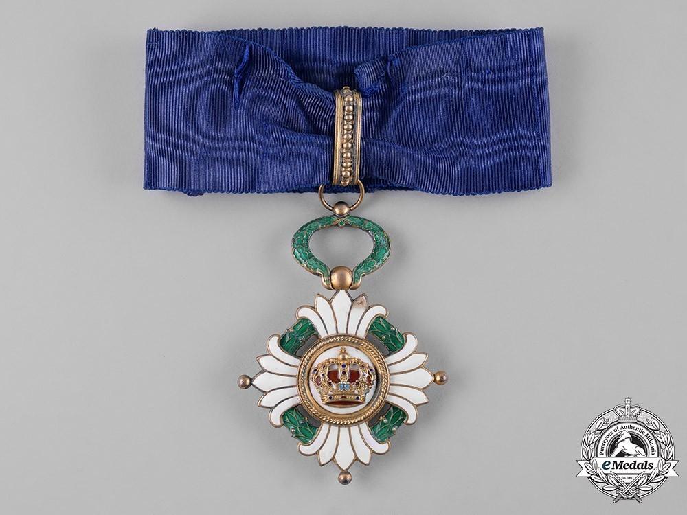 Order+of+the+yugoslav+crown%2c+commander%27s+cross+1