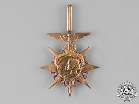 Order of Commercial and Industrial Merit, Commander