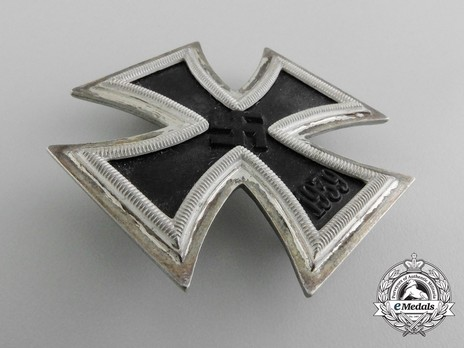 Iron Cross I Class, by F. Orth (15, non-magnetic) Obverse